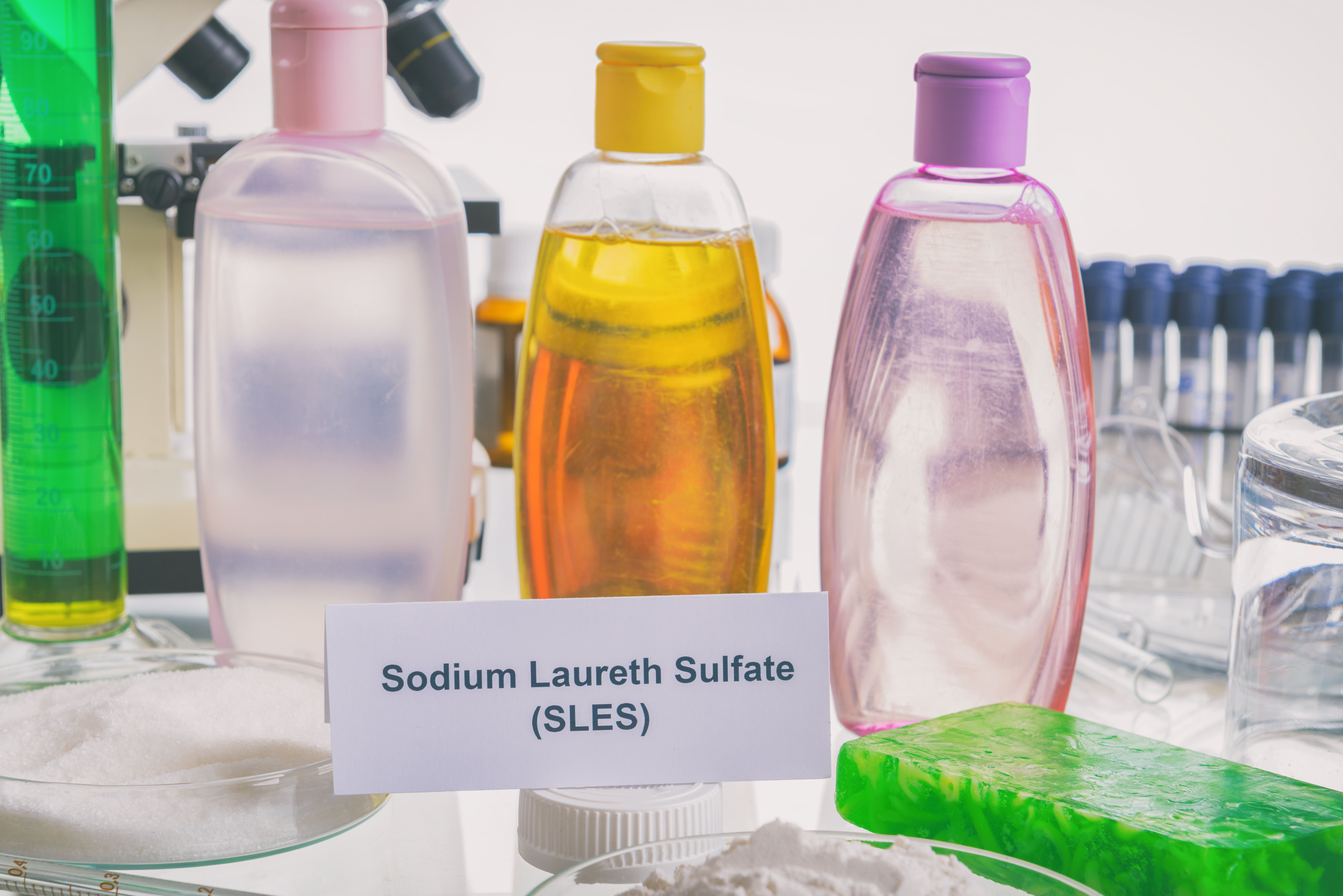 Cosmetics groups