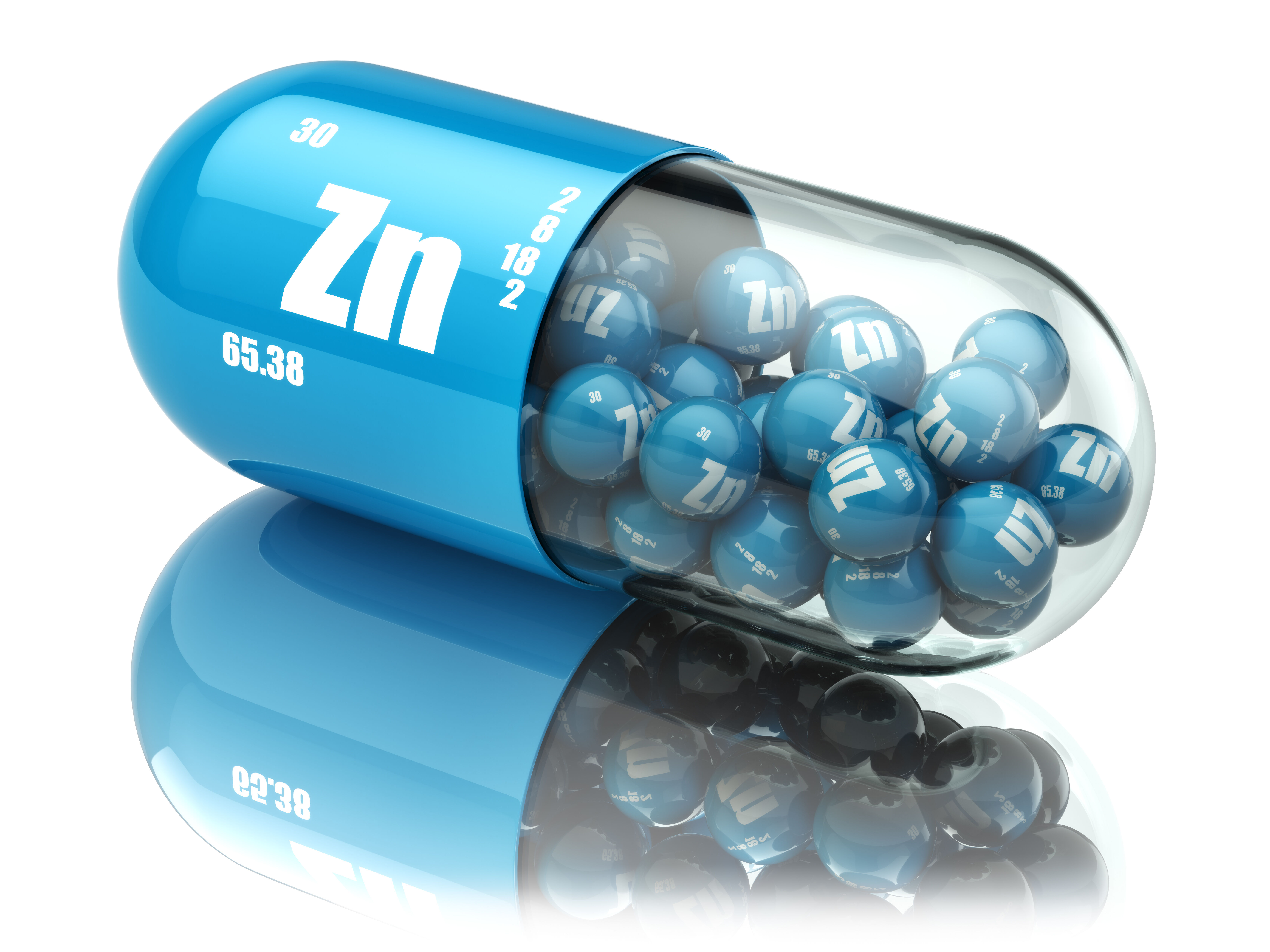 Zinc is important for eye health