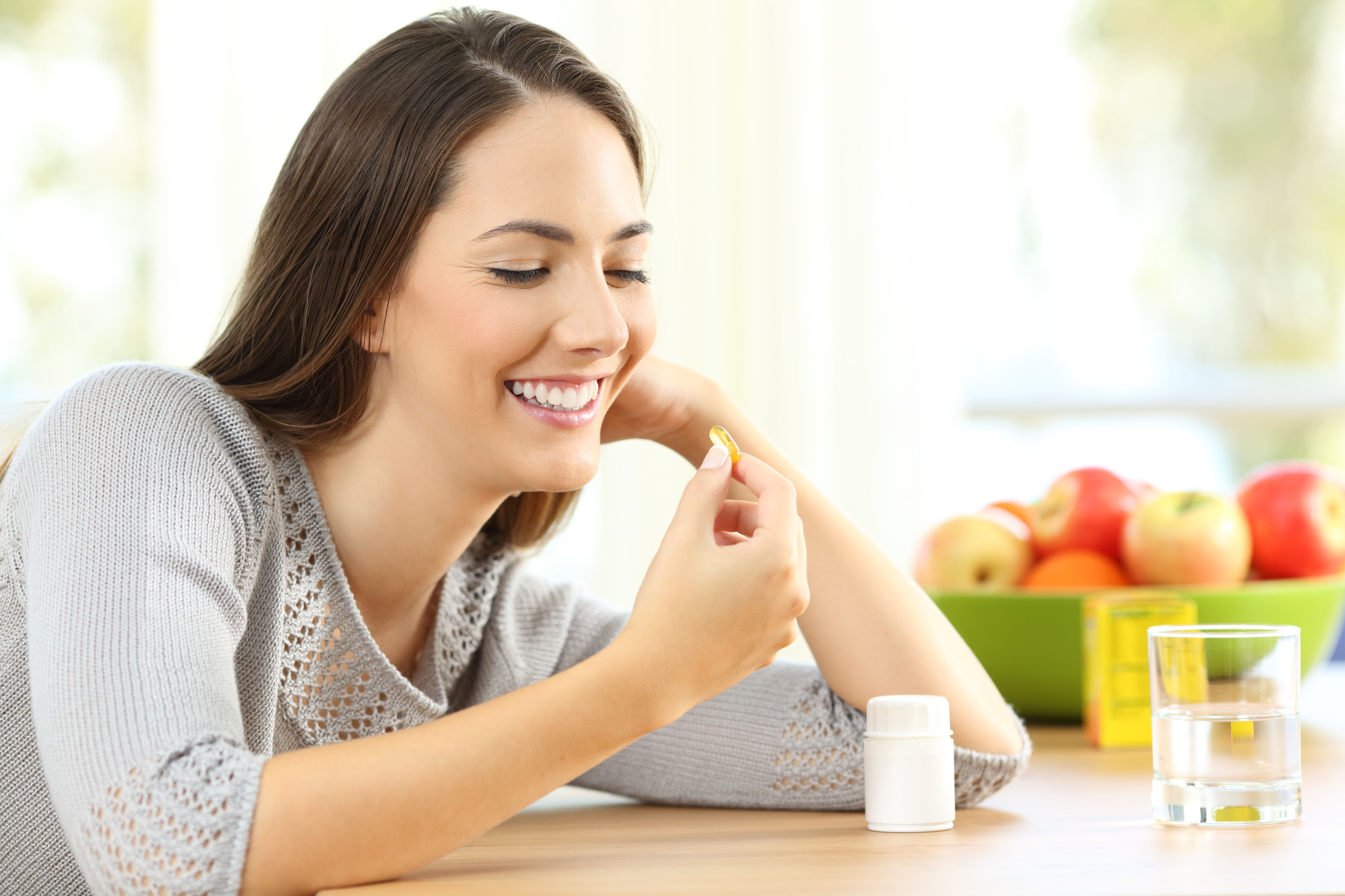 high-quality supplements of vitamin D