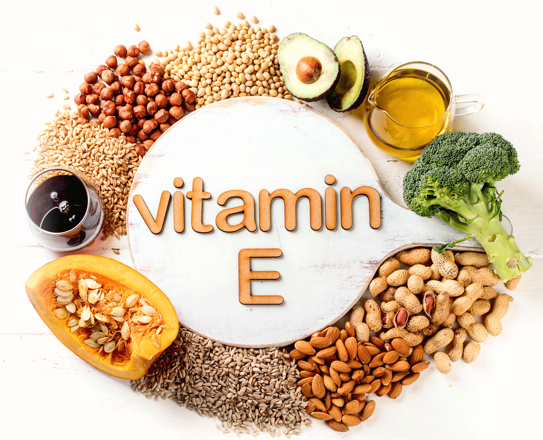 Vitamin E is a powerful antioxidant