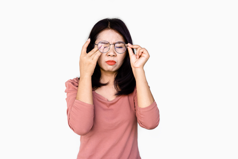 risk of transmission via the ocular
