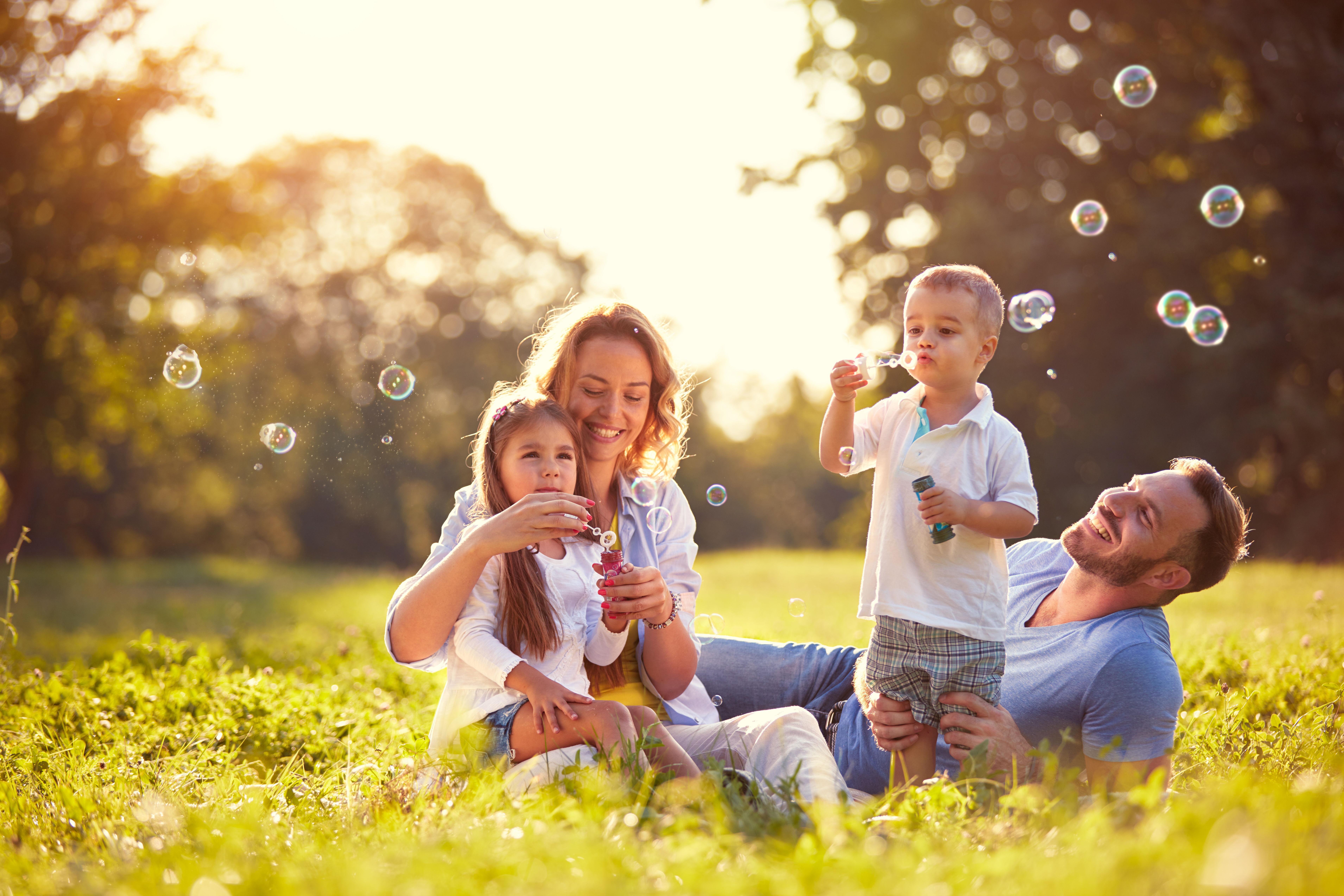 children and adults with known allergies symptoms