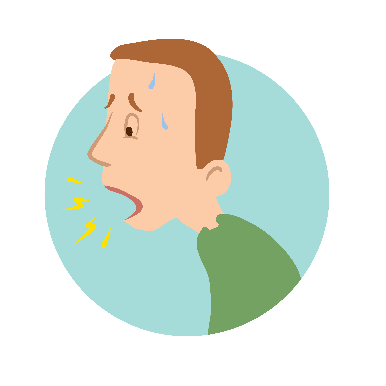 Additional symptom - cough